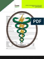 Ficha de Avaliação Pneumologia - 200