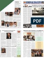 Jornal da UFV  - Especial Coluni 45 anos