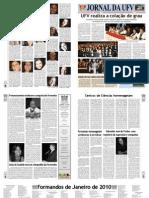Jornal da UFV - Especial Formatura CCB e CCH
