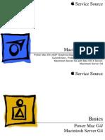 Apple Service Manual, Power Mac G4, Mac Server G4