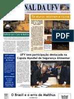 Jornal da UFV - Dezembro 2009