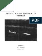 VA_152_A Spad Squadron in Vietnam