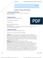 Airworthiness Directive Bombardier/Canadair 010523