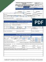 Formato Único Nacional de Autorización de Trabajo Para Niños Niñas o Adolescentes Nna.