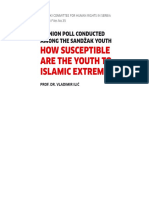 How Susceptible are the Youth to Islamic Extremism
