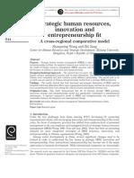 HR, innovation and entrepreneur fit(2)