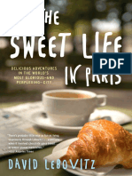 Recipes from The Sweet Life in Paris by David Lebovitz