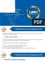 Introducción a la programación (1)