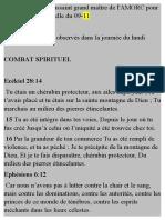 07 02 2018 Combat Spirituel