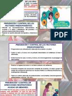 deteccion y prevencion de IRAS