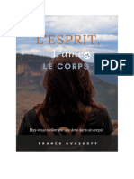 Esprit Ame Corps
