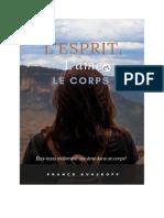 Esprit Ame Corps
