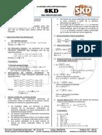 Algebra - 10 ESCADE