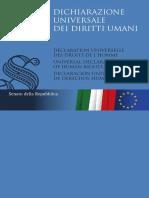 Dichiarazione_universale Dei Diritti Dell'Uomo_4lingue