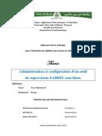 Rapport_Zabbix