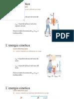 L_energia cinetica e il lavoro di una forza variabile