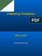 #4 Detecting Deception (Dixon, IL 2.15.2011)