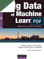 Big Data Et Machine Learning Manuel Du Data Scientist by Pirmin Lemberger, Marc Batty, Médéric Morel, Jean-Luc Raffaëlli (Z-lib.org)