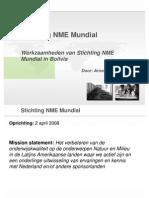 Presentatie NME Mundial 2010 Nature_Environment_Education