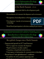 Introduction to Information Ecology