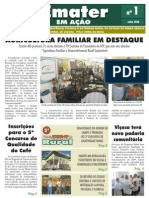 Jornal Emater em Ação - Regional de Viçosa