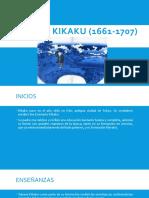 5 Takarai Kikaku (1661-1707)