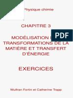 2D PC CHAP 03 Exercices