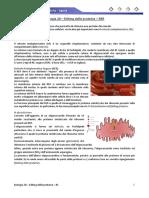 Biologia 28 - Editing delle proteine - RE