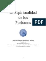 Espiritualidad Puritana Buscando el Rostro de Dios en la Oración