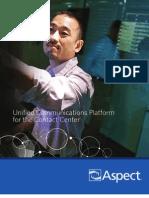 Aspect-UC-Platform-Brochure