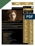 «El mercado de los duendes y otros poemas»_ Christina Rossetti; libro y análisis