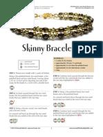 Skinny bracelet pattern.pdf 2