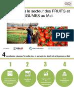 Investir Dans Le Secteur Fruits Et Legumes Du Mali