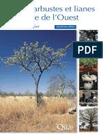 Extrait Arbres Arbustes Et Lianes d Afrique de l Ouest 9782759225484