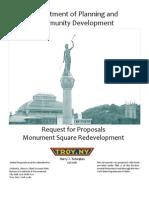 Monument Square RFP