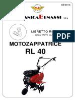 Ricambi RL 40 03-2014-1