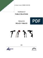 Relatii Publice Manual - CHIRIMBU Sebastian