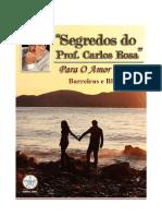 O AMOR - vol 10 - BARREIRAS E BLOQUEIOS