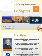 six sigmaPoint Presentation