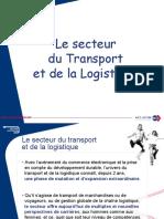Presentation Des Metiers Du Transport Et de La Logistique