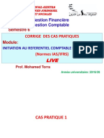CORRIGES TDS S6  ITRO REFER COMP INT