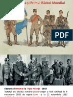 Romania si Primul Razboi Mondial