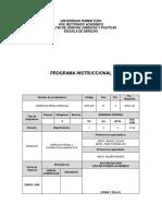 DERECHO PENAL ESPECIAL (ENE.2008-VIGENTE)