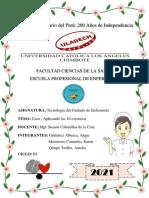 Caso Clinico - 10 Correctos