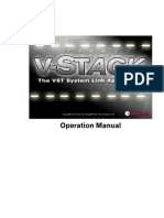 VSTack Operation Manual
