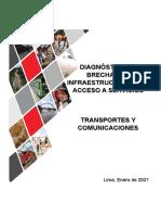 Diagnóstico de Situación de las Brechas de Infraestructura o de Acceso a Servicios del Sector Transportes y Comunicaciones periodo 2022 - 2024.pdf