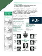 Township of Uxbridge - Spring & Summer Community Guide 2011