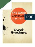 The Good Capitalist Party Program 2011