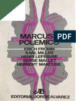 Marcuse, Herbert (1966) - Marcuse polémico