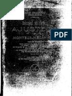 Ajustage 1930